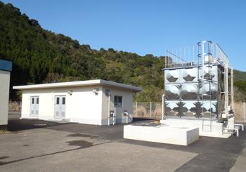 南浦地区(島浦地区 1工区 2工区)浄水施設の機械設備工事及び電気計装設備工事
