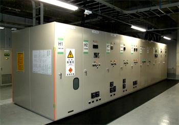 延岡新庁舎 受変電設備工事