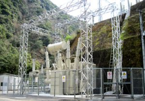 立花発電所 変圧器取替え工事