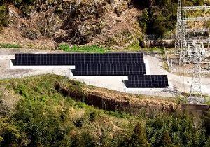 綾第二発電所 太陽光発電設備工事