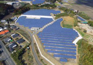 大崎町太陽光発電設備