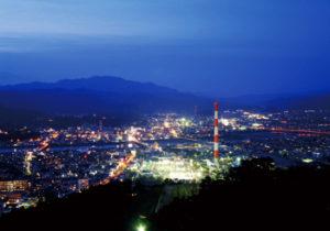 延岡市夜景